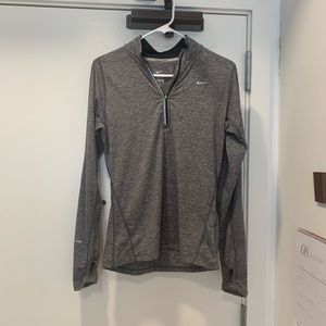 Nike women's running quarter zip